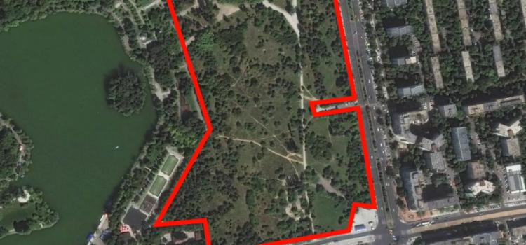 USR spune NU betonării spațiilor verzi