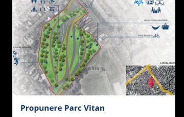 Parcul Vitan: ei vor betoane, noi vrem parcuri !